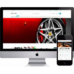 Loja Virtual Auto Peças Woocommerce