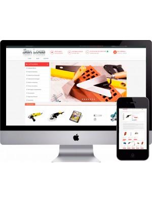 Loja Virtual Material de Construção