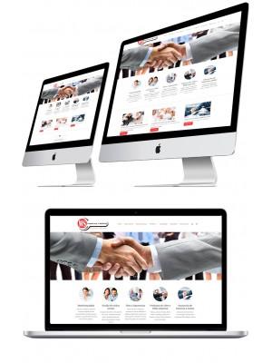 Criação de Site Jornalismo Assessoria de Imprensa