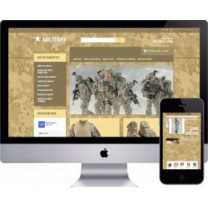 Loja Virtual Militar Air Soft