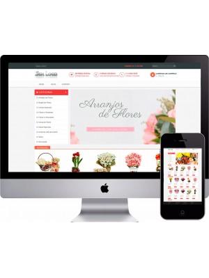Loja Virtual de Flores Floricultura