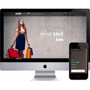 Loja Virtual Fashion Magento