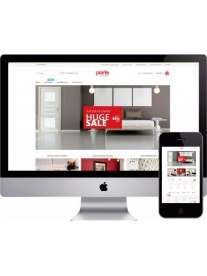 Loja Virtual de Móveis Design Interiores  Magento
