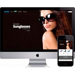 Loja Virtual de Óculos Magento