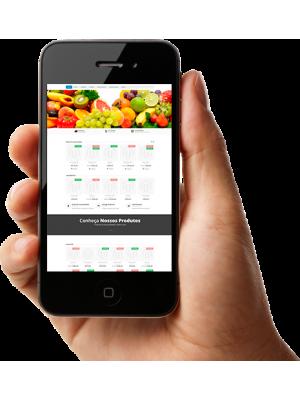 Criação de Loja Virtual Supermercado Woocommerce
