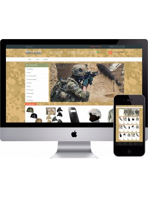 Loja Virtual Militar