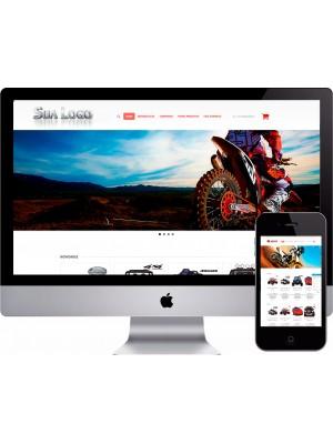 Loja Virtual Moto Peças Woocommerce
