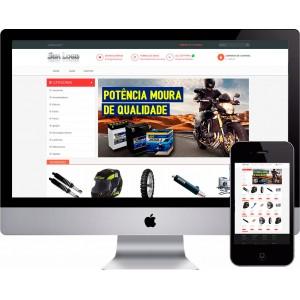 Loja Virtual Moto Peças