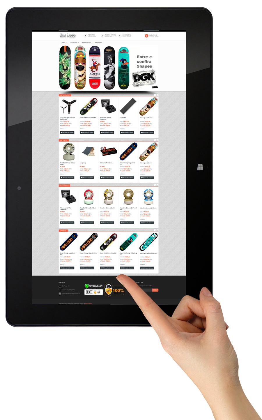 O OpenCart é um sistema para comércio eletrônico com código aberto 17e0f158a51